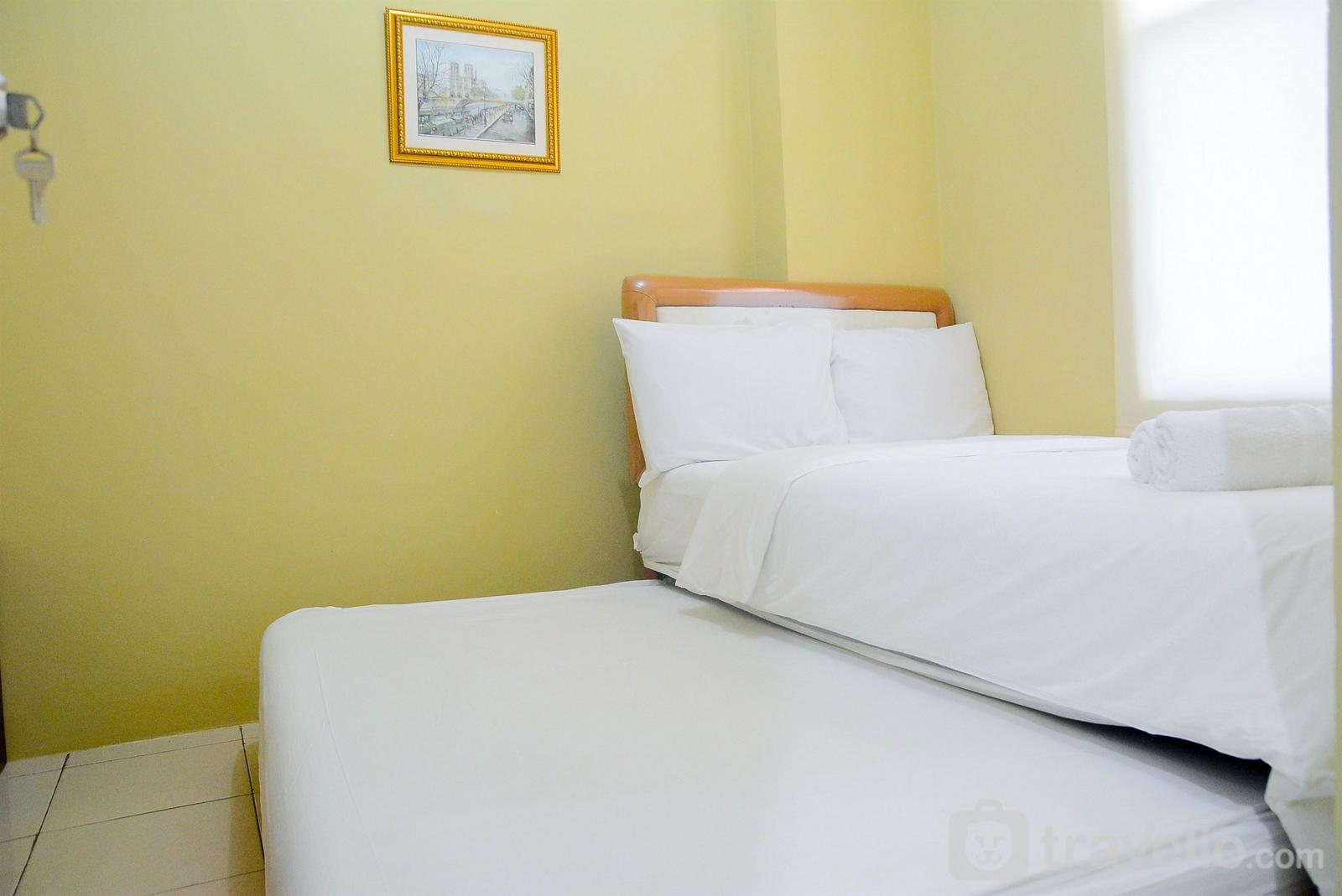 Green Bay Pluit - Comfy 2BR Green Bay Pluit Apartment By Travelio
