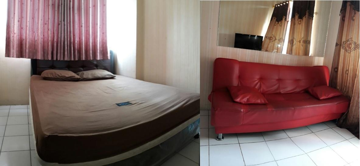 Sentra Timur Residence - 2BR Furnished Tower Orange 3rd @ Sentra Timur Residence Apartment By KlikProperty