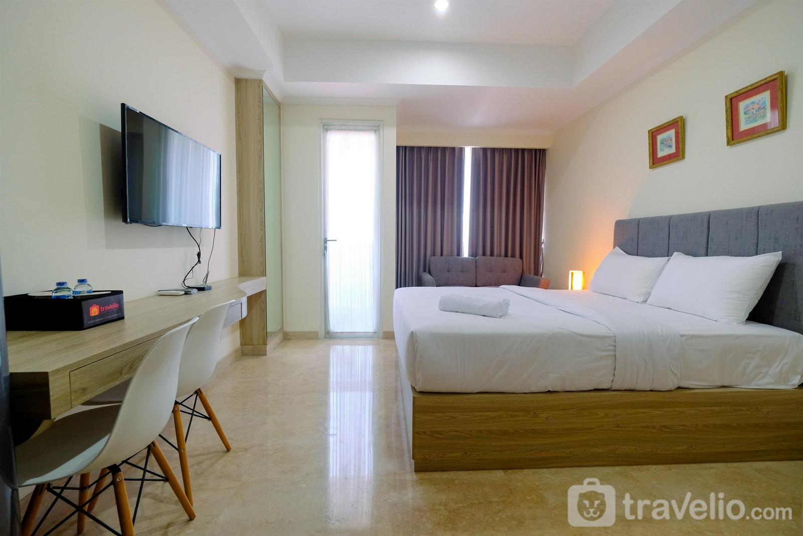 Menteng Park Apartment - Modern Studio at Menteng Park Apartment By Travelio