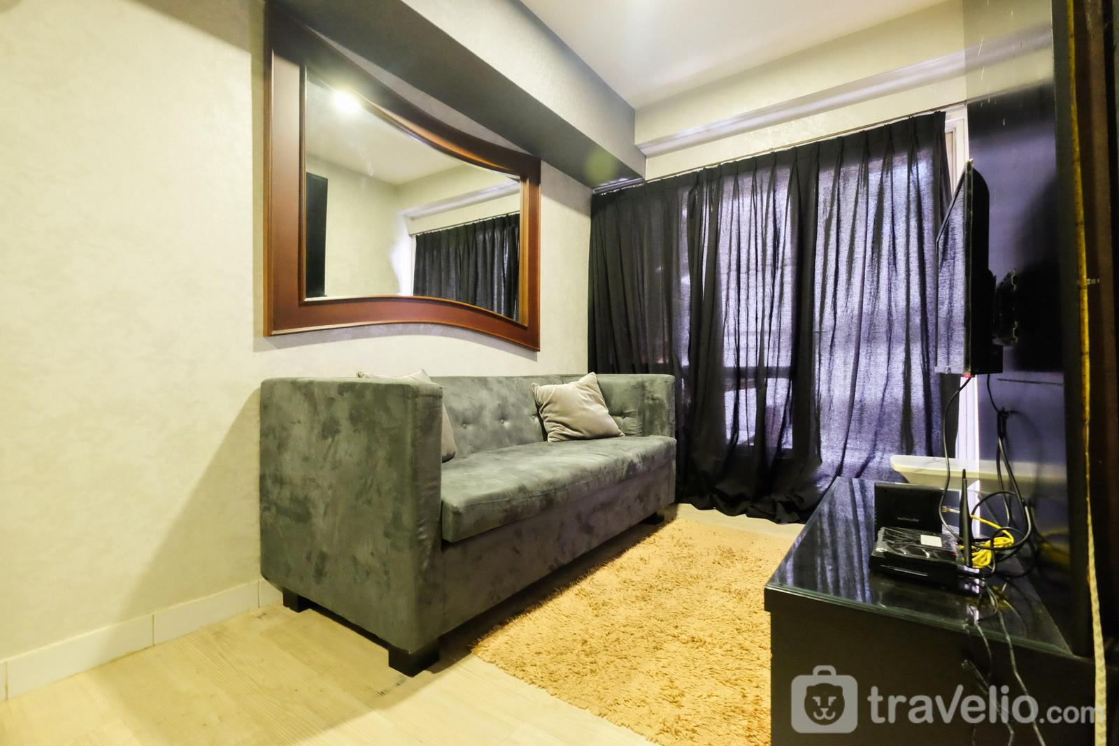 The 18 Residence Taman Rasuna - Tranquil 1BR The 18th Residence Taman Rasuna Apartment By Travelio