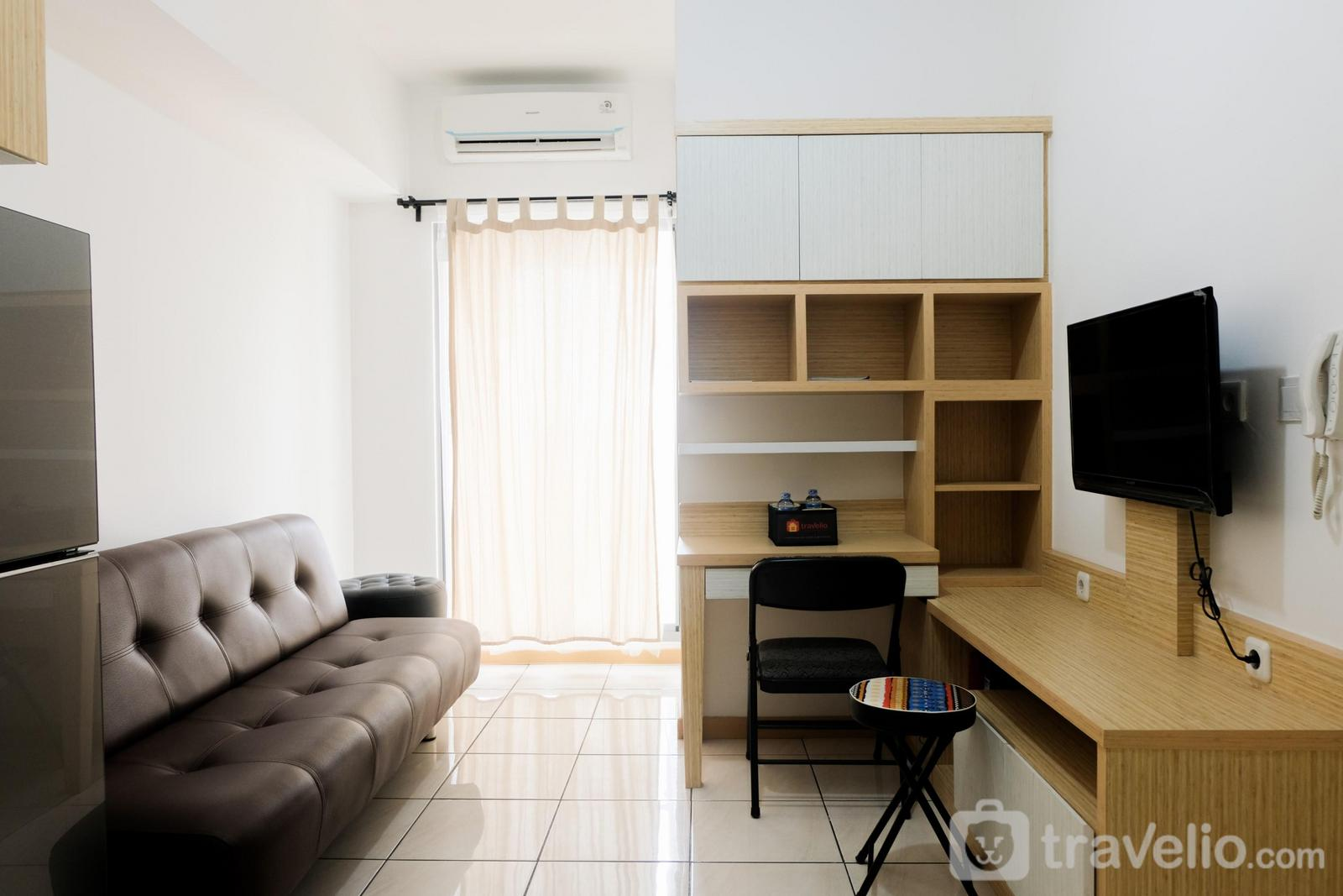 M Town Residence - Comfy 2BR at M-Town Residence Apartment by Travelio