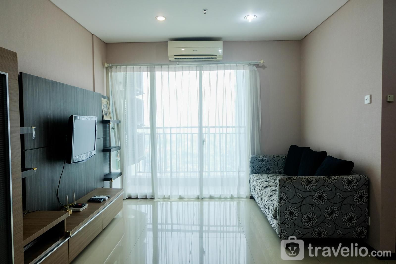 Thamrin Residence - Exclusive and Cozy 3BR Apartment @ Thamrin Residence By Travelio