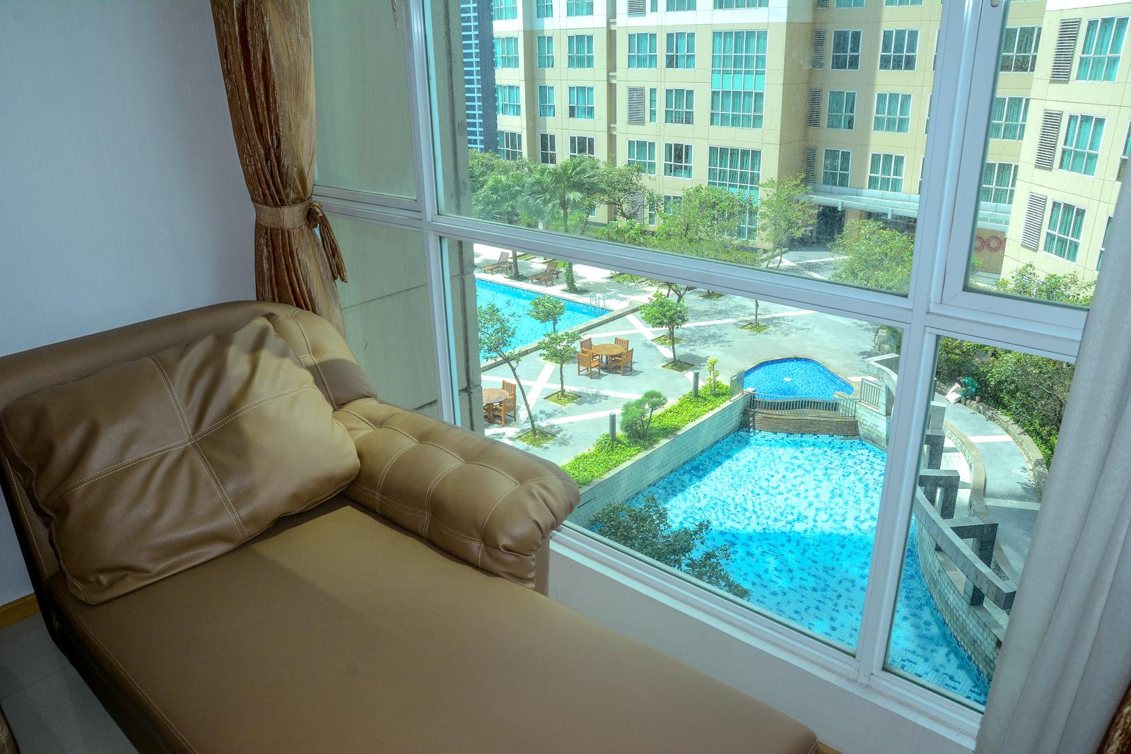 Gandaria Heights Apartment - Exclusive 2 BR Gandaria Heights Apartment with Mall Access By Travelio