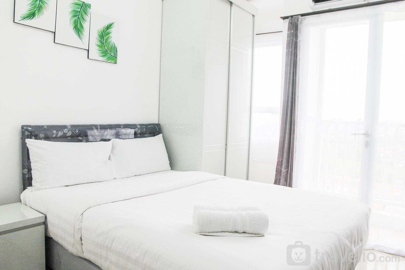 Poris 88 - Comfortable Studio Room Poris 88 Apartment near Bale Kota Mall By Travelio
