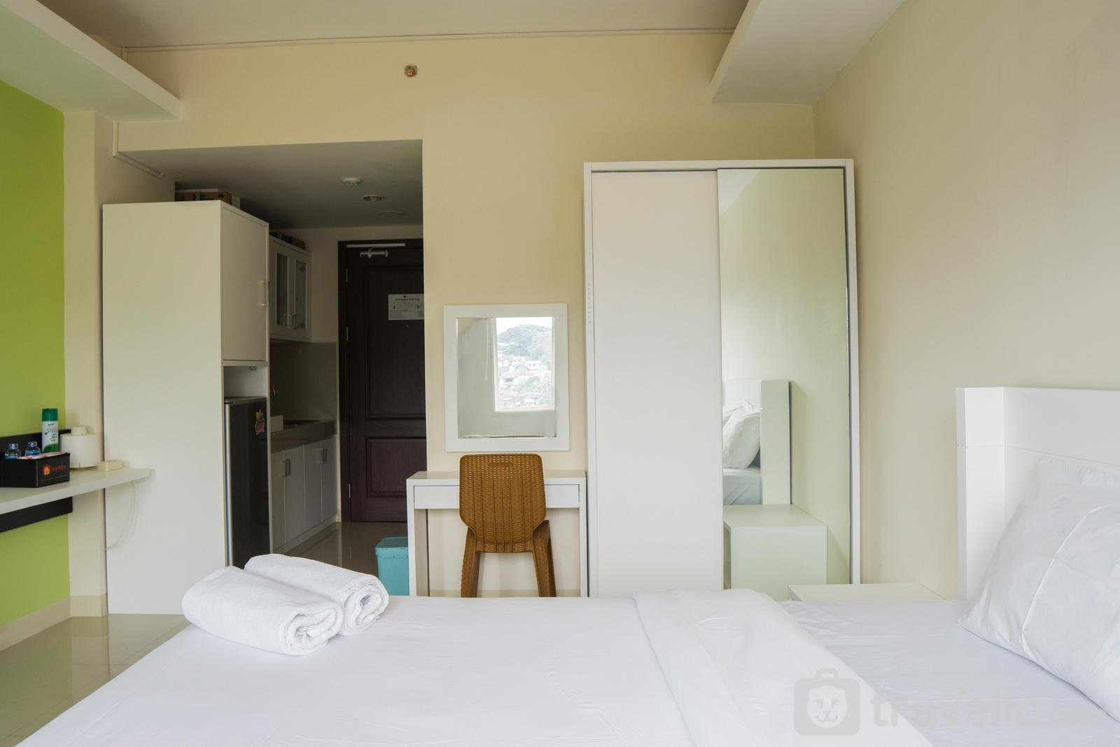Galeri Ciumbuleuit 2 Apartment - Convenient Studio at Galeri Ciumbuleuit 2 Apartment By Travelio