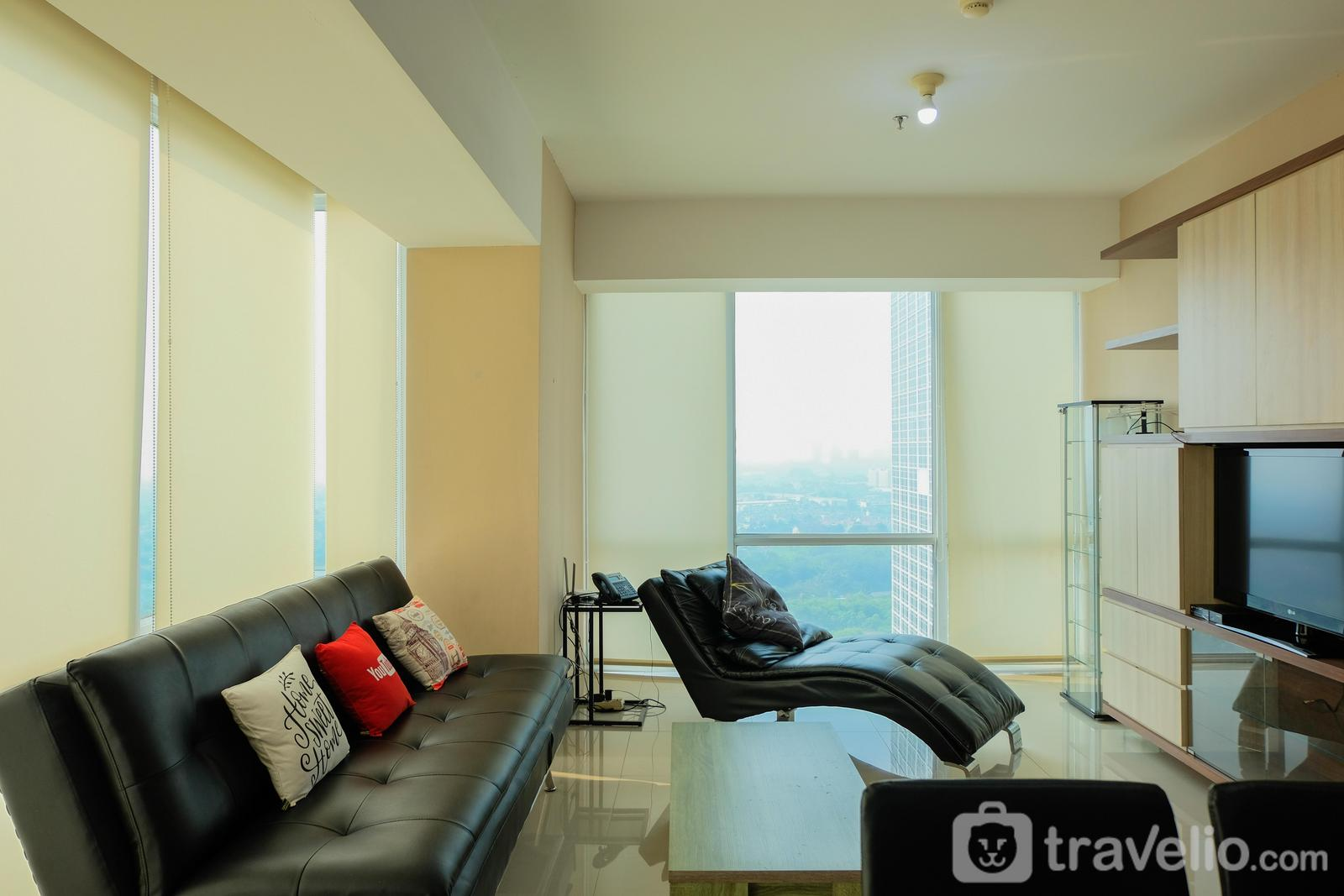 U Residence Apartment - Highest Value 2BR Apartment @ U Residence By Travelio