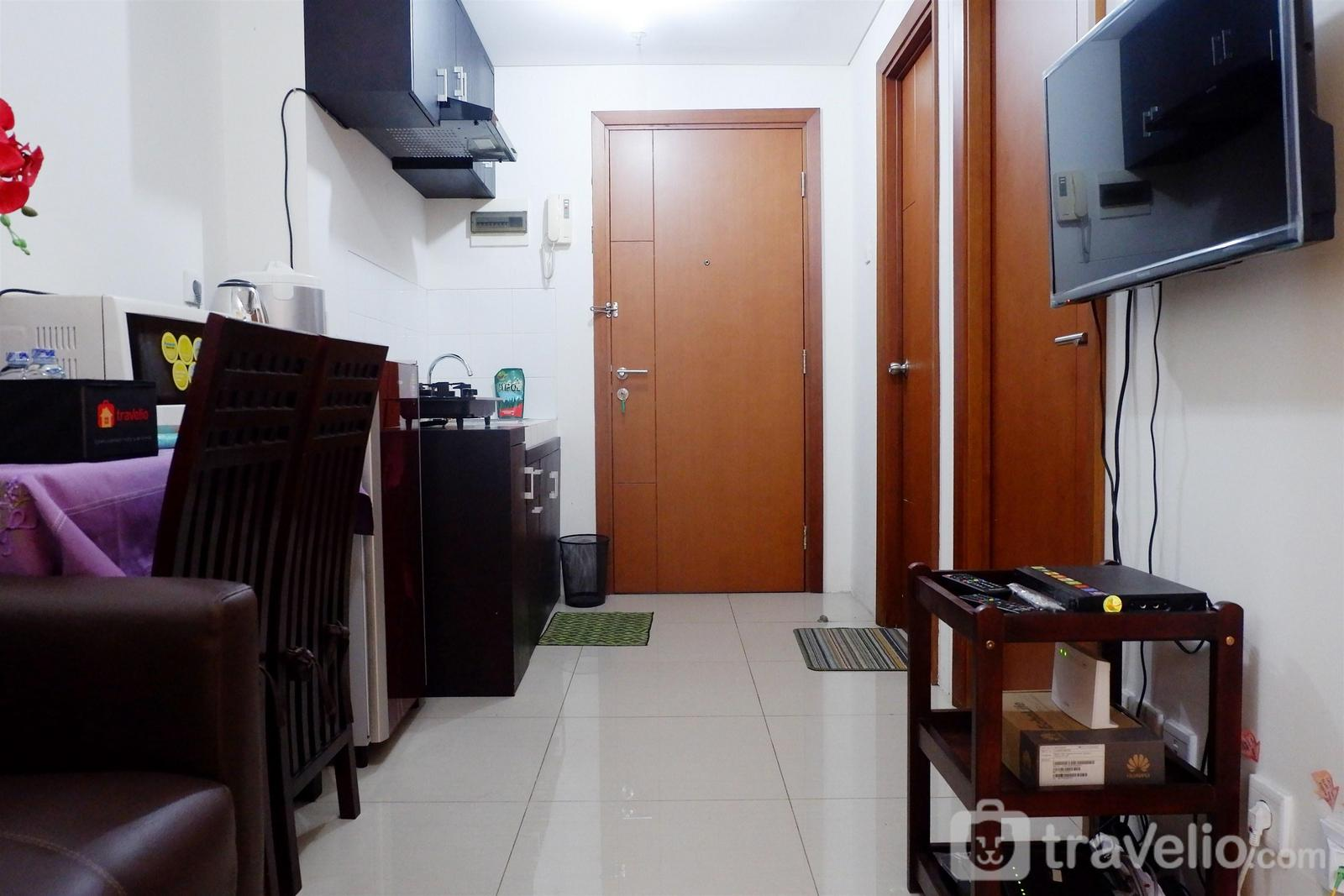 Woodland Park Residence Kalibata - Best View and Homey 2BR Woodland Park Apartment By Travelio