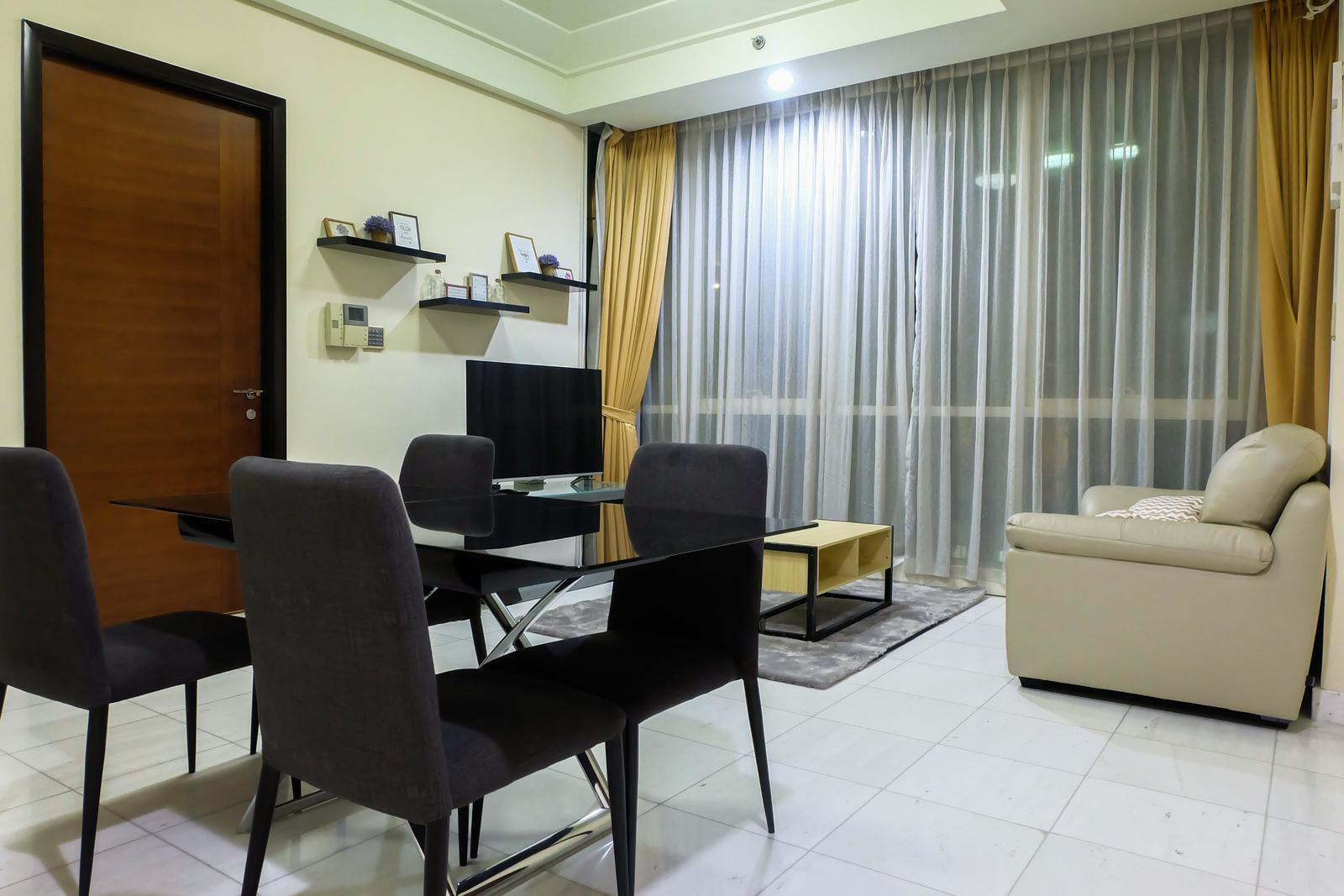 The Peak Sudirman - 2 BR The Peak Apartment W/ Private Lift Next To Fraser Setiabudi By Travelio