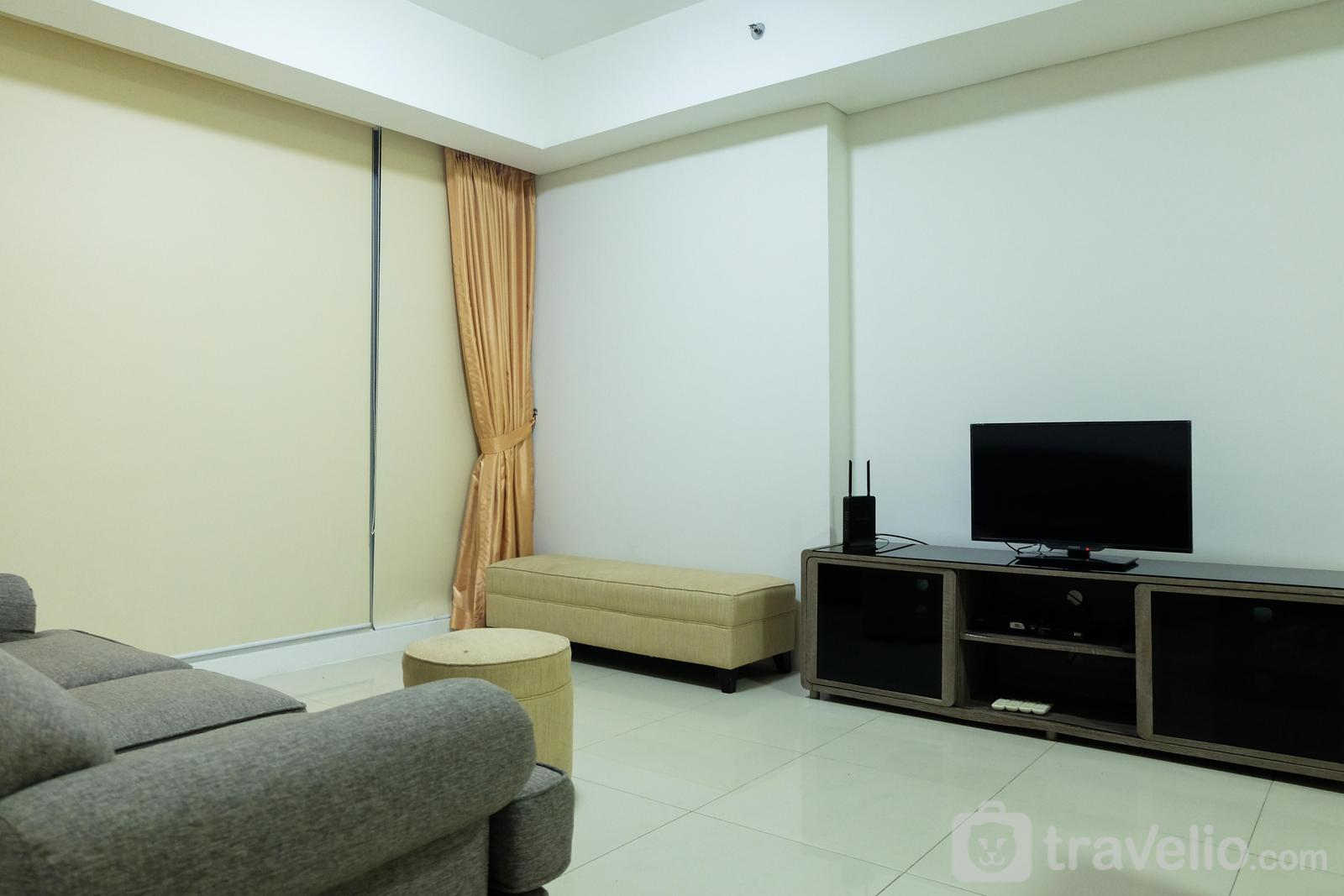 Kemang Village - Cozy and Elegant 2BR Kemang Village Apartment By Travelio
