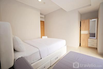 The Mansion Kemayoran - 2BR Modern Living at The Mansion Apartment near Kemayoran By Travelio
