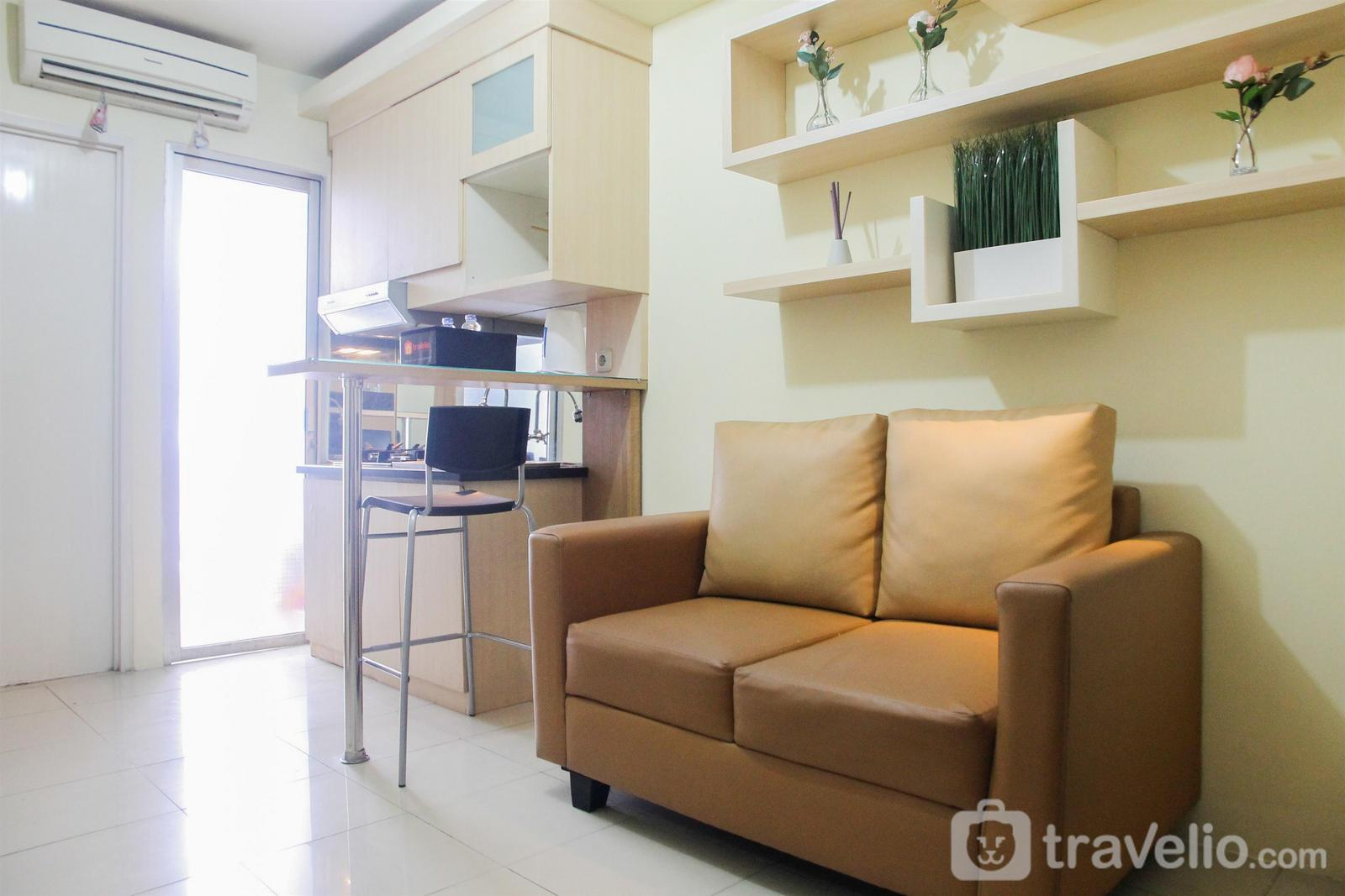 Green Palace Kalibata - Contemporary 2BR at Green Palace Kalibata City Apartment By Travelio