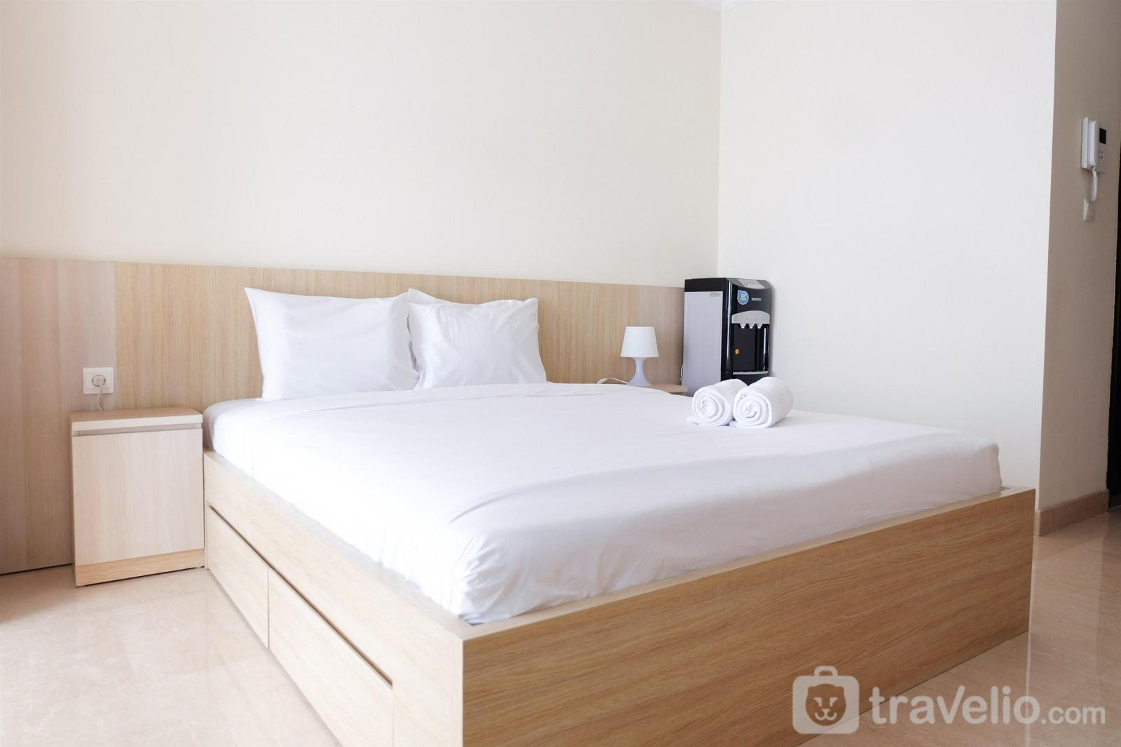 Menteng Park - Modern Look Studio Menteng Park Apartment By Travelio