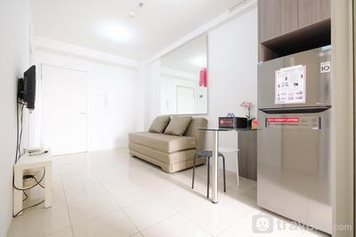 2BR Green Bay Pluit Apartment with Sofa Bed By Travelio