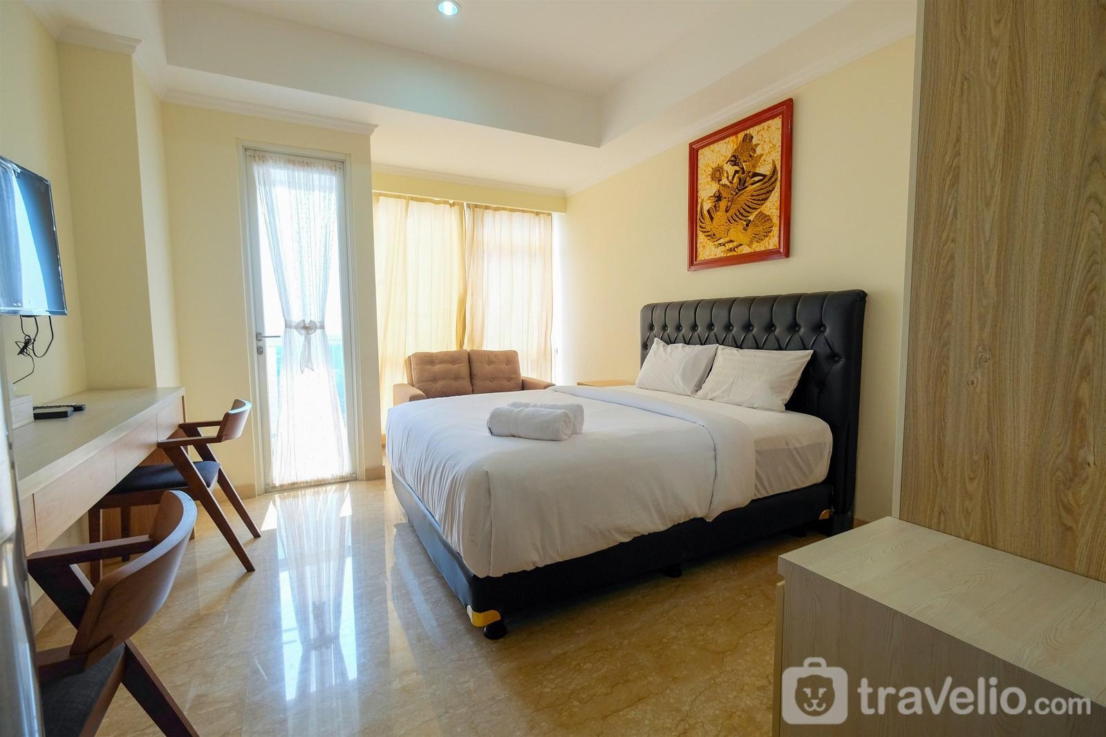Menteng Park Apartment - Lovely Studio Room at Menteng Park Apartment By Travelio