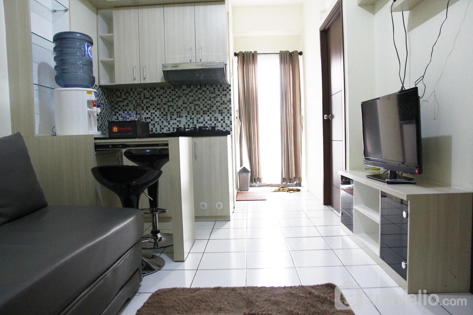 Kemang View  - Pool View 2BR Kemang View Apartment By Travelio