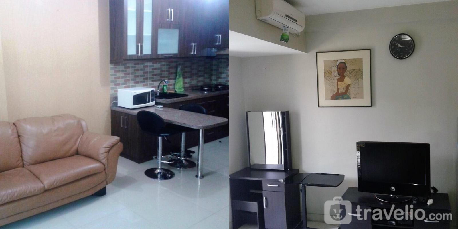 Tamansari Sudirman - Studio Room 2 with Full Furnished 3rd @ Apartment Tamansari Sudirman By PT. Abdi Properti Indonesia
